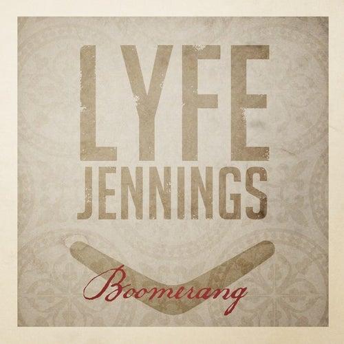 Play & Download Boomerang by Lyfe Jennings | Napster