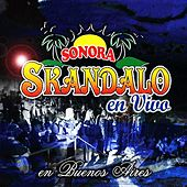 En Vivo en Buenos Aires by Sonora Skandalo