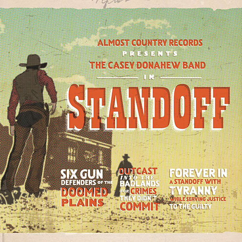 Play & Download Standoff by Casey Donahew | Napster