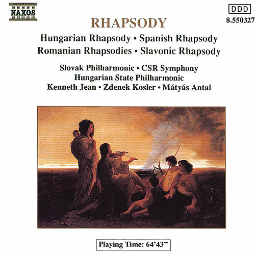Play & Download Rhapsody by Various Artists | Napster