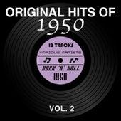 Original Hits of 1950, Vol. 2 de Various Artists