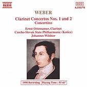 Play & Download Clarinet Concertos / Concertino by Carl Maria von Weber | Napster