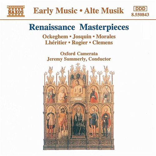 Play & Download Renaissance Masterpieces by Various Artists | Napster