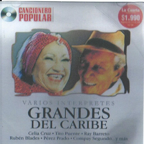 Play & Download Grandes del Caribe by Various Artists | Napster