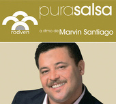 Pura Salsa by Marvin Santiago