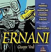 Cetra Verdi Collection: Ernani by Fernando Previtali