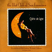 Claire De Lune von The Hot Club Of San Francisco