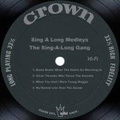 Sing A Long Medleys by The Sing-A-Long Gang
