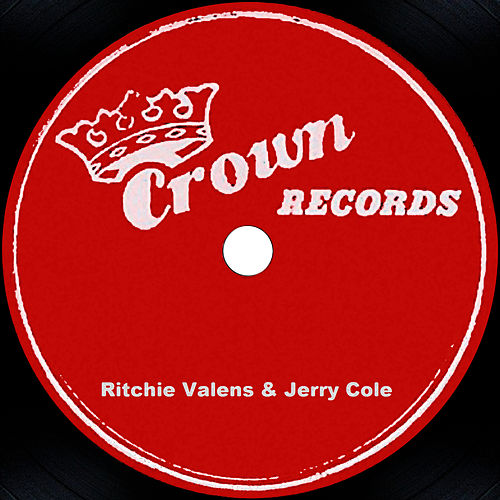 Ritchie Valens & Jerry Cole by Ritchie Valens