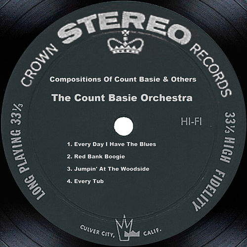 Play & Download Compositions Of Count Basie & Others by Count Basie | Napster