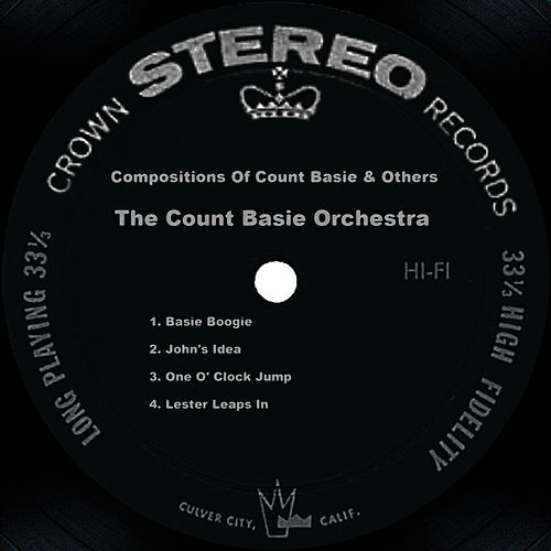 Play & Download More Compositions Of Count Basie & Others by Count Basie | Napster