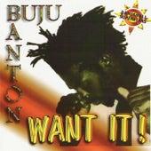 Want It by Buju Banton