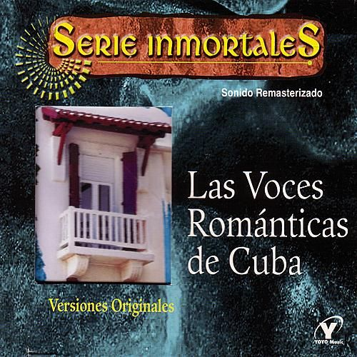 las Voces Románticas De Cuba by Various Artists