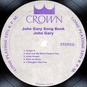 John Gary Song Book by John Gary