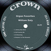 Organ Favorites by William Daly