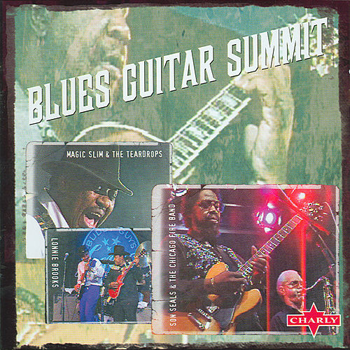 Play & Download Blues Guitar Summit by Various Artists | Napster