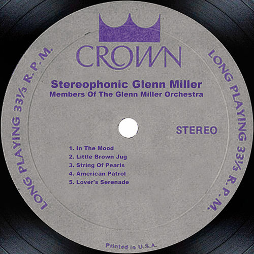 Play & Download Stereophonic Glenn Miller by Glenn Miller | Napster