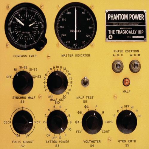 Play & Download Phantom Power by The Tragically Hip | Napster