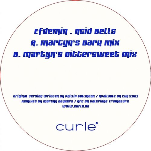 Play & Download Acid Bells (Martyn Mixes) by Efdemin | Napster