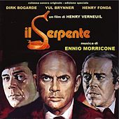 Play & Download Il serpente (Original Motion Picture Soundtrack) by Ennio Morricone | Napster