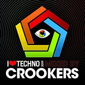 Play & Download I Love Techno 2009 by Various Artists | Napster
