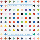 Love Lust Faith + Dreams von 30 Seconds To Mars