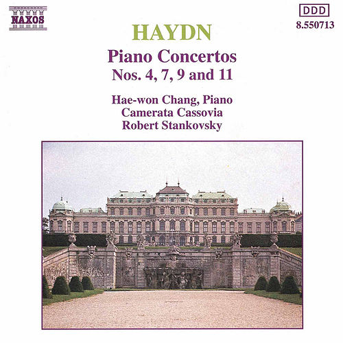 Play & Download Piano Concertos by Franz Joseph Haydn | Napster