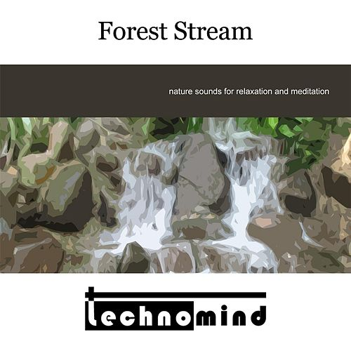 Forest Stream by Techno Mind