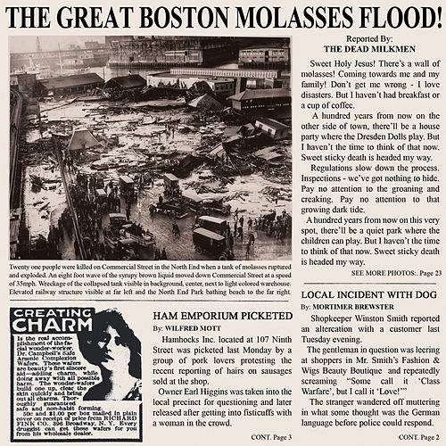 The Great Boston Molasses Flood by The Dead Milkmen