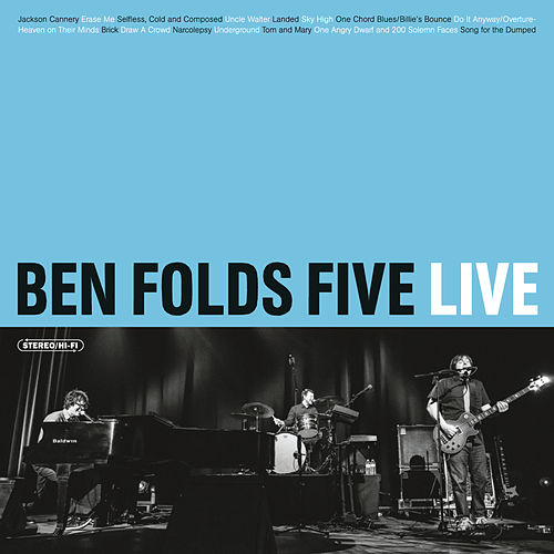Play & Download Live by Ben Folds | Napster