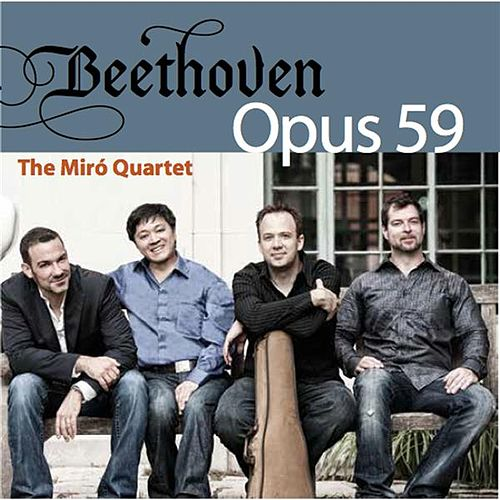 Play & Download Beethoven: String Quartets Nos. 7, 8 and 9,