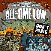 Play & Download Don't Panic by All Time Low | Napster