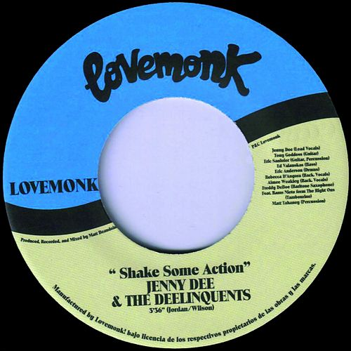 Play & Download Keeping Time / Shake Some Action by Jenny Dee and The Deelinquents | Napster