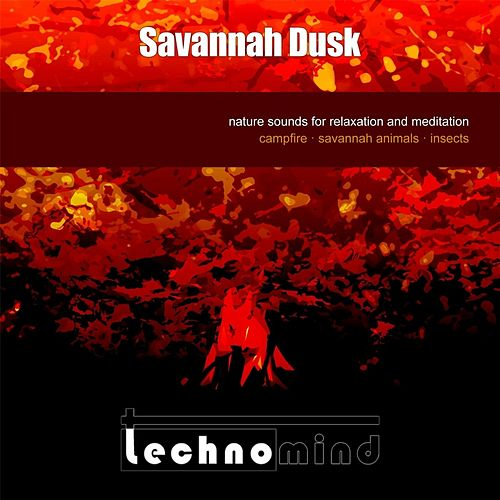 Savannah Dusk by Techno Mind