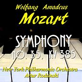 Mozart: Symphony No. 35, Kv 385 by New York Philharmonic