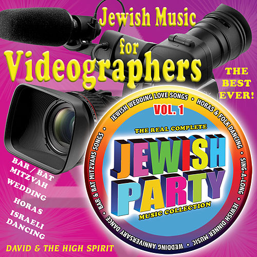 Play & Download Jewish Music for Videographers, Vol. 1 by David & The High Spirit | Napster