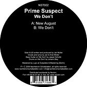 We Don't EP by Prime Suspect