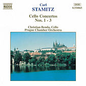 Cello Concertos Nos. 1 - 3 by Carl Stamitz
