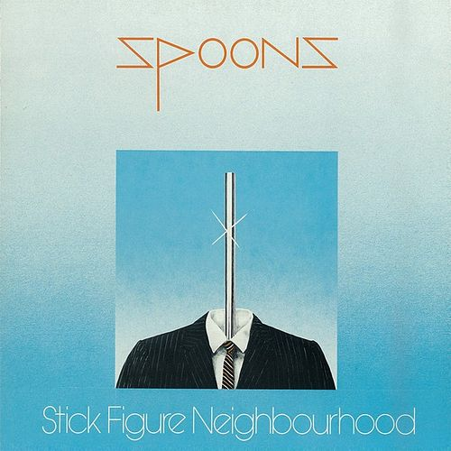 Stick Figure Neighbourhood by Spoons