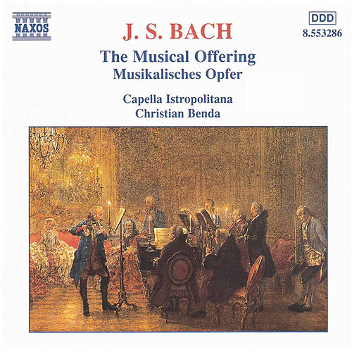 The Musical Offering by Johann Sebastian Bach
