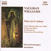 Mass in G Minor by Ralph Vaughan Williams