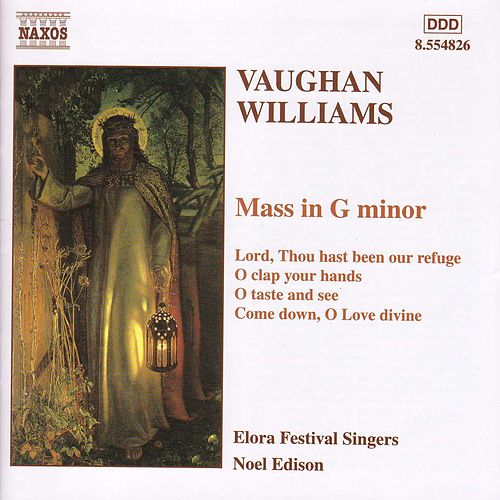 Play & Download Mass in G Minor by Ralph Vaughan Williams | Napster