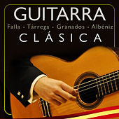 Guitarra Clásica. Falla, Tárrega, Granados, Albéniz by Various Artists