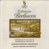 Play & Download Beethoven: Symphony No. 7 & No. 8 by London Symphony Orchestra | Napster
