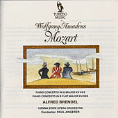 Play & Download Mozart: Piano Concertos No. 17, K. 453 & No. 27, K. 595 by Alfred Brendel | Napster