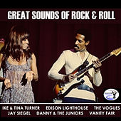 Play & Download Great Sounds of Rock & Roll by Various Artists | Napster