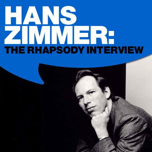 Play & Download Hans Zimmer: The Rhapsody Interview by Hans Zimmer | Napster
