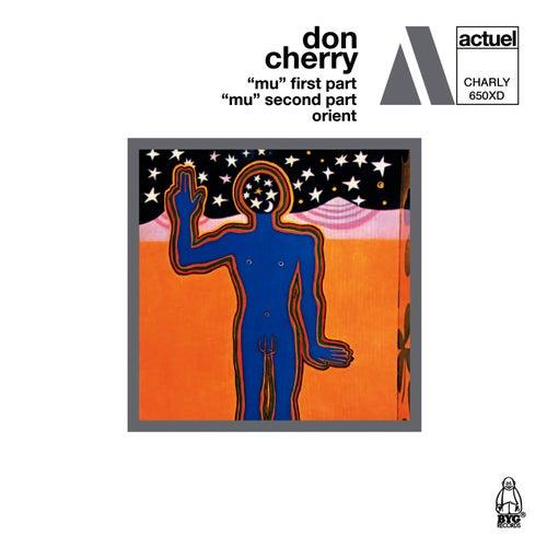 'Mu' First Part / 'Mu' Second Part / Orient by Don Cherry