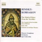 Play & Download The Maid of Pskov by Nikolai Rimsky-Korsakov | Napster