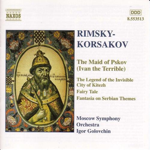 The Maid of Pskov von Nikolai Rimsky-Korsakov